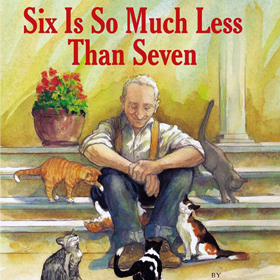 Six Is So Much Less Than Seven, Ronald Himler