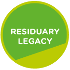 A share of your estate (Residuary Legacy)