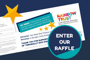 Enter our festive raffle