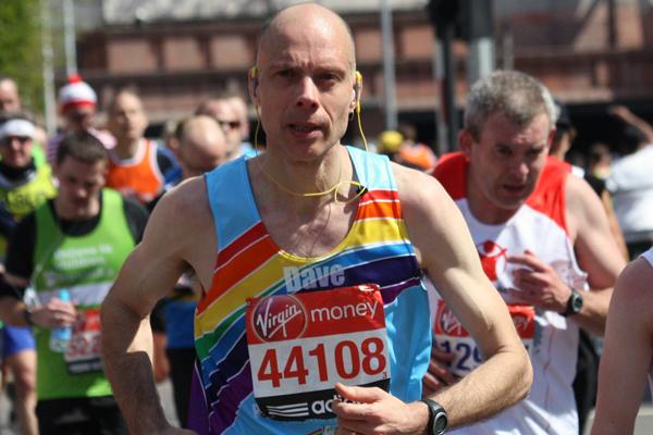 Super marathon David