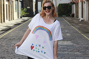 Winner announced for Evans Design A T-Shirt Competition