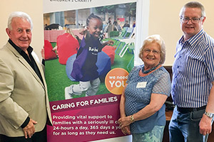 Essex volunteer group devastated after break in
