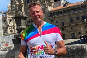 Andrew Hay raises £63,500 - and counting!