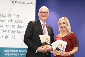 Kingston Smith aims to raise £75,000