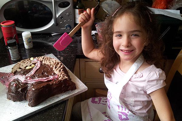 Star baker Mollie-Ann