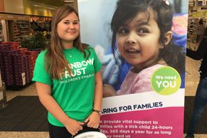 Meet Molly our new Regional Fundraiser for London