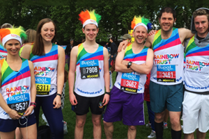 Third London 10,000 for Reed's School in Cobham