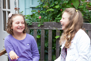 Rainbow Trust introduces Born Friends