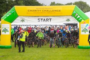 West Cornwall Pasty Co take on Triathlon Challenge