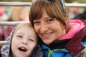 Family speak out for Undiagnosed Children's Day