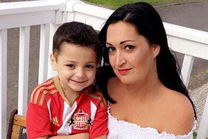 Mum of Bradley Lowery commends charity's work