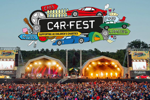 CarFest selects Rainbow Trust as new charity partner