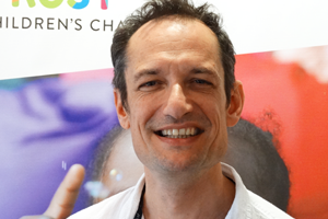 Dr Jonathan Rabbs