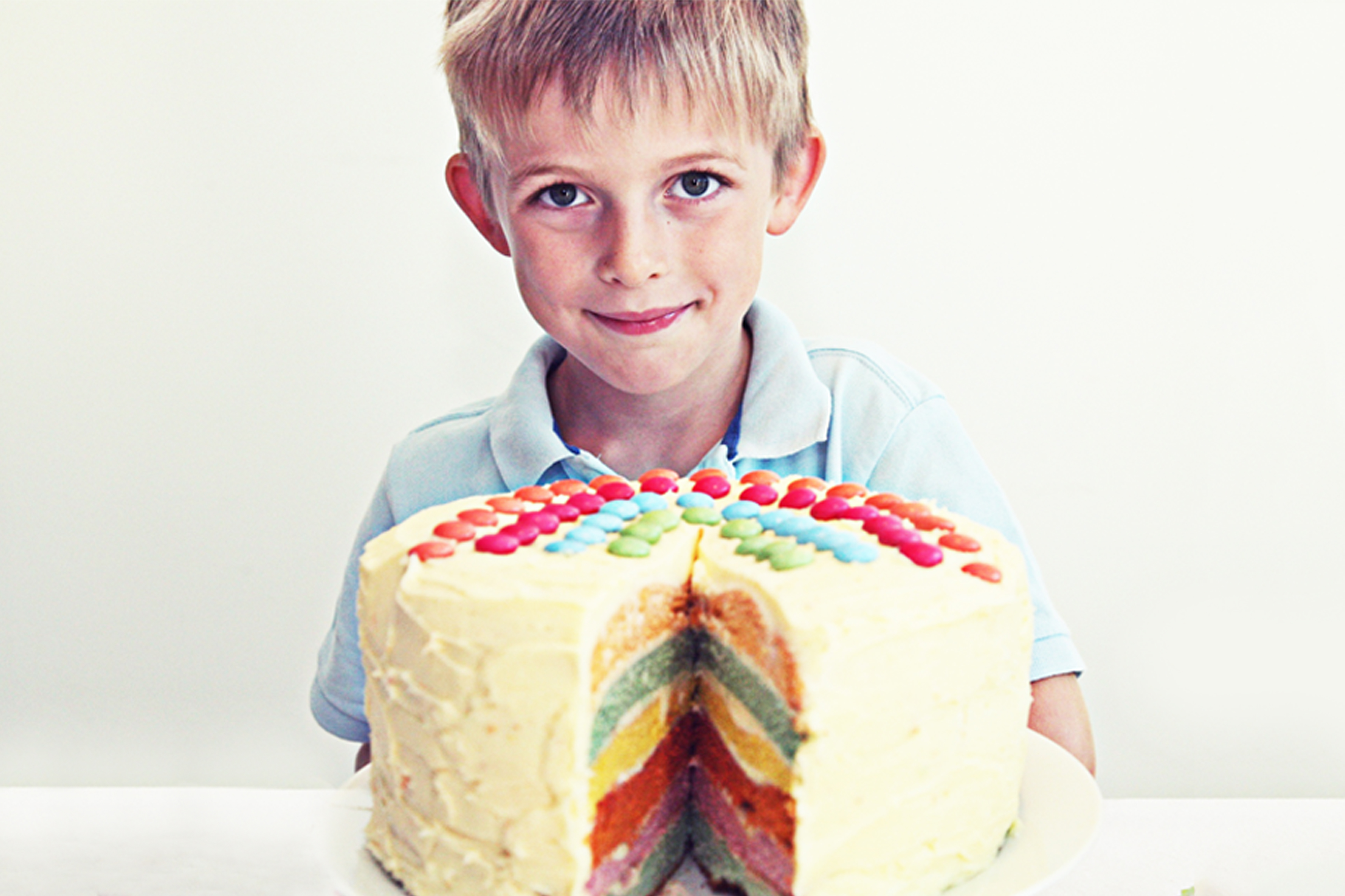 Join us for the Great Rainbow Bake