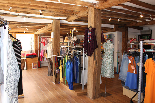 Volunteer at our shops