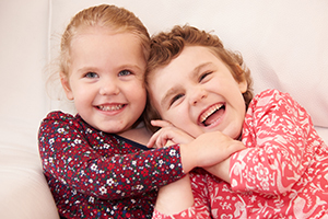 What is sibling support?