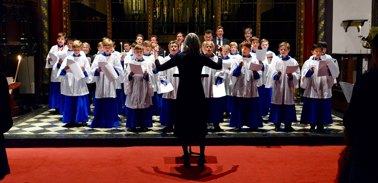 Your invitation to our Virtual Carol Concert