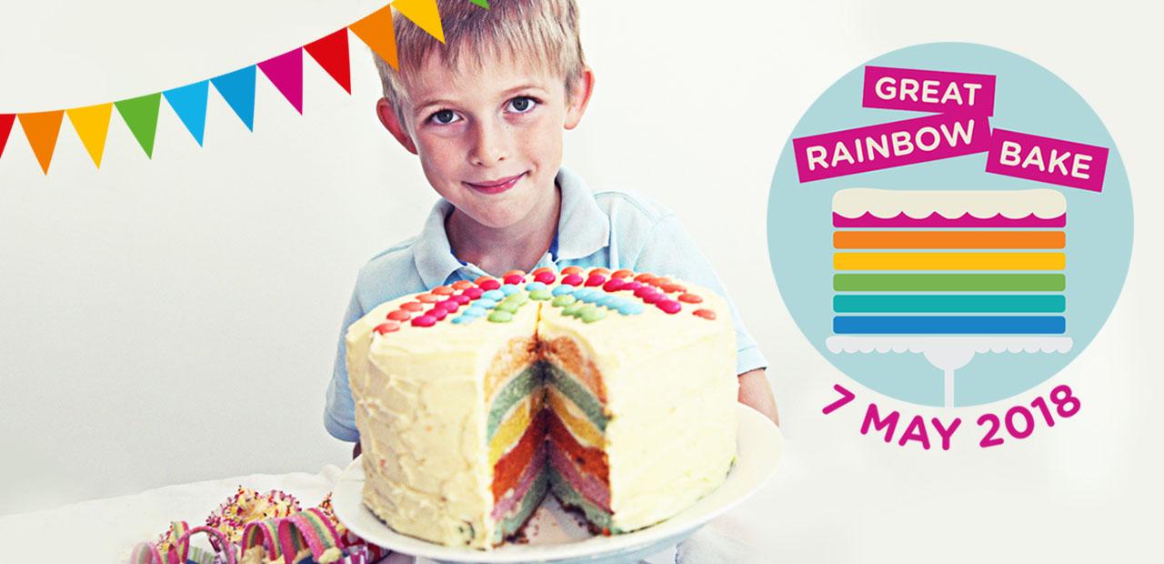 Great Rainbow Bake