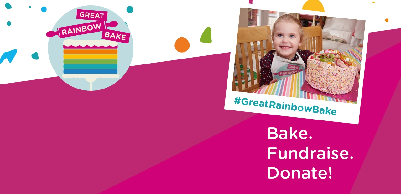 Join the Great Rainbow Bake
