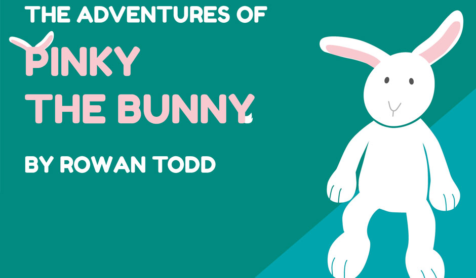 The adventures of Pinky the bunny