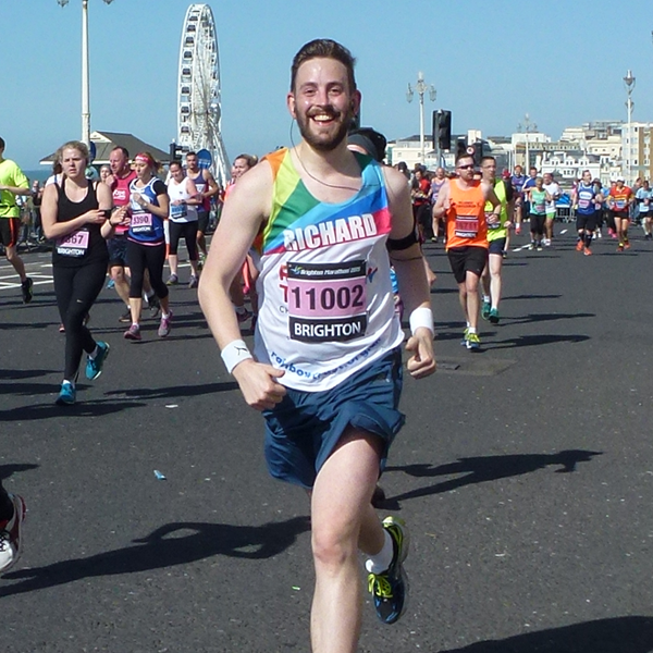 Run the Brighton Marathon