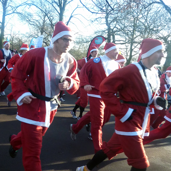 Santa Run