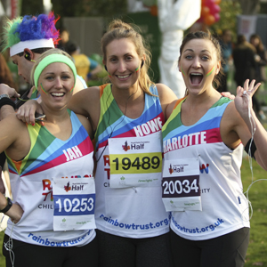 Run the Royal Parks Half Marathon