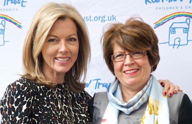 Mary Nightingale, ITV broadcaster and Rainbow Trust Patron