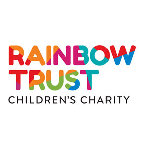 A brand new look for Rainbow Trust