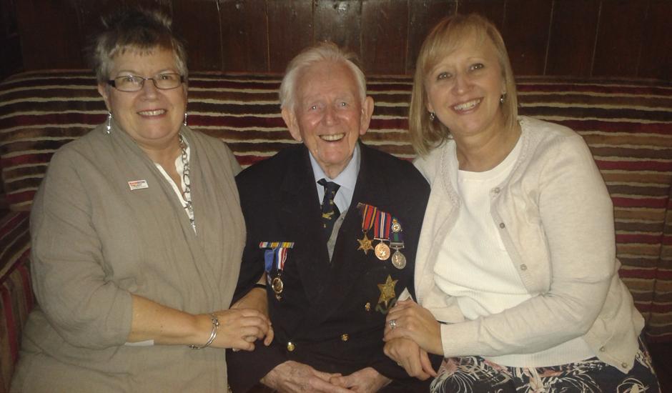 A Goodbye to Albert Bennett, aged 101
