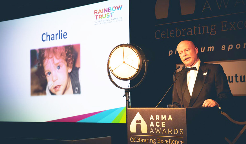 ARMA ACE Awards raise over £5,000