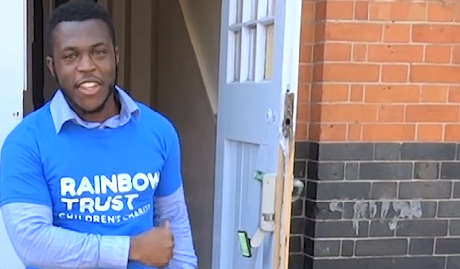 Why I became an intern at Rainbow Trust