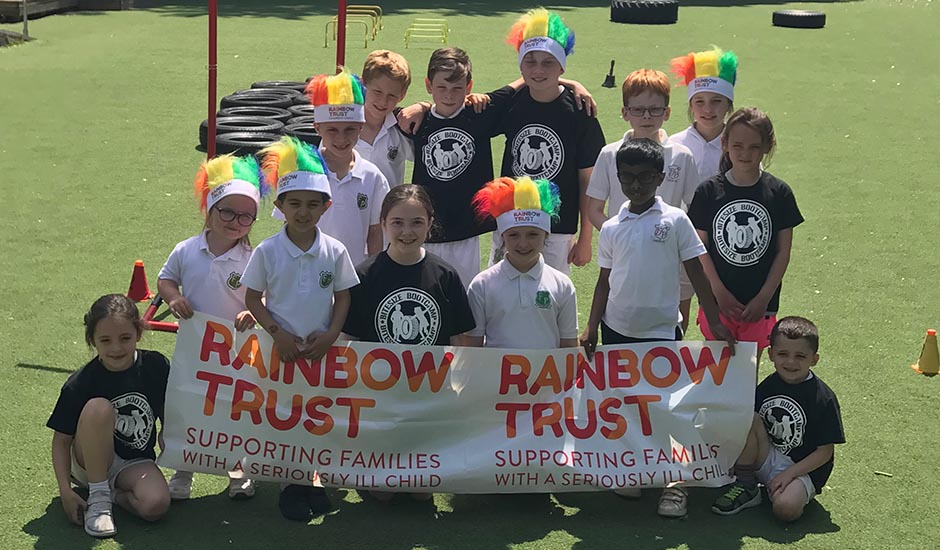 Bitesize Bootcamps names Rainbow Trust as charity partner for 2018's Battlefield Challenge