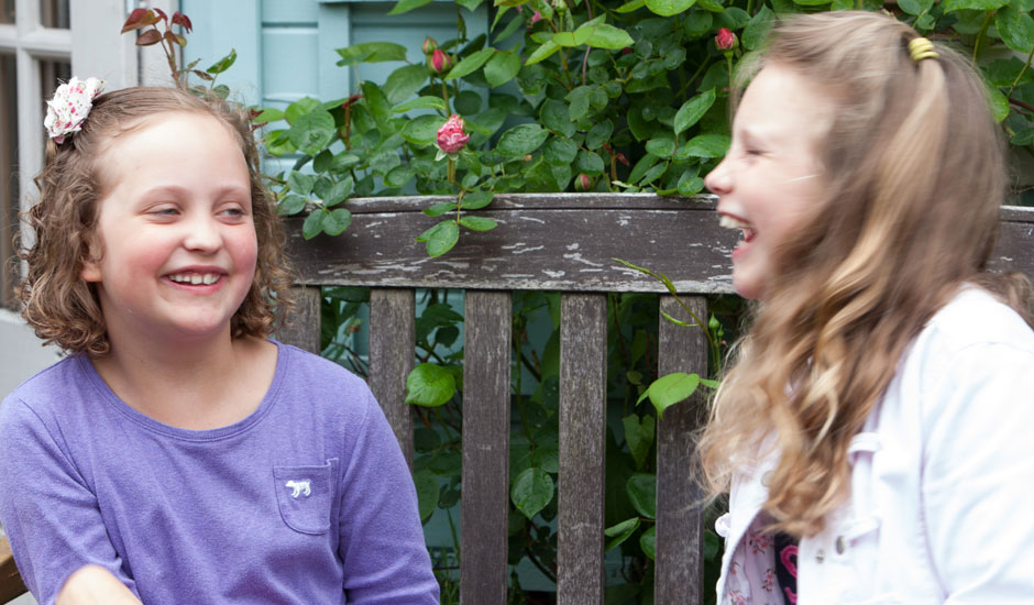 Rainbow Trust introduces Born Friends for National Sibling Day