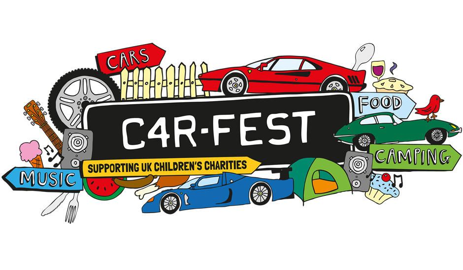 CarFest selects Rainbow Trust Children's Charity as new charity partner for 2019