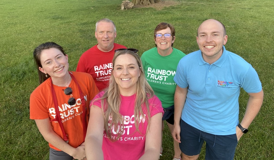 Rainbow Trust Family Support Workers reflect on 2020