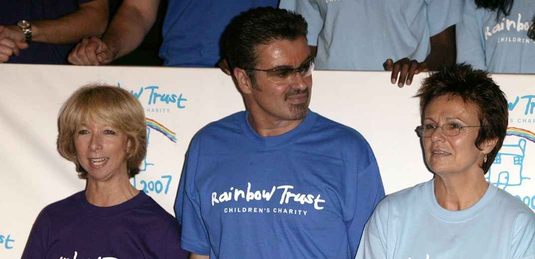 Rainbow Trust shares condolences on the loss of George Michael