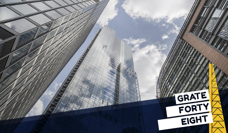 Grate48: UK's highest stair climb to take place at The Leadenhall Building in aid of Rainbow Trust