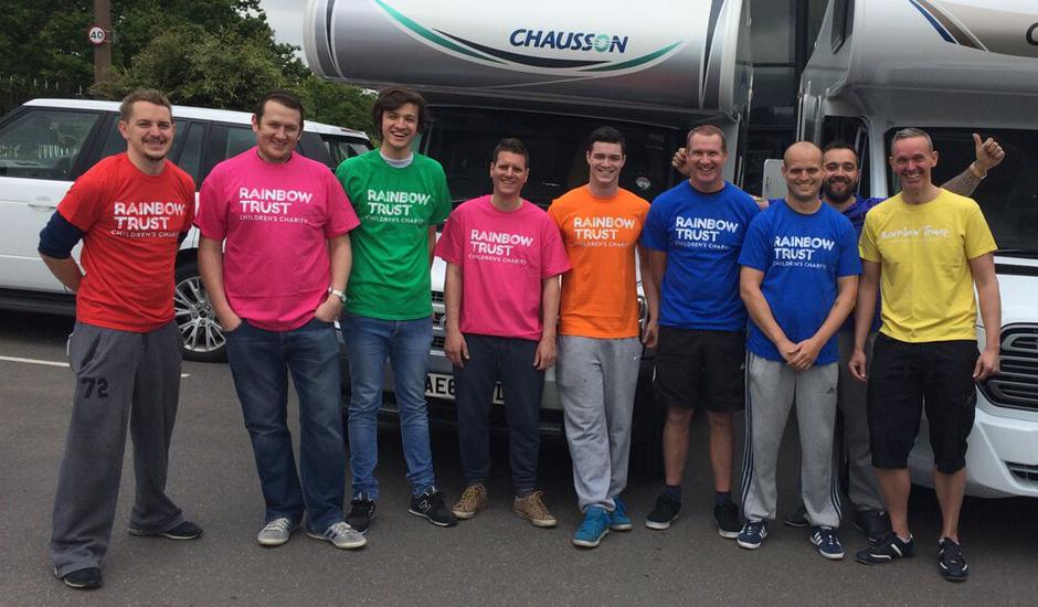 Alton Cars complete Ben Nevis Challenge