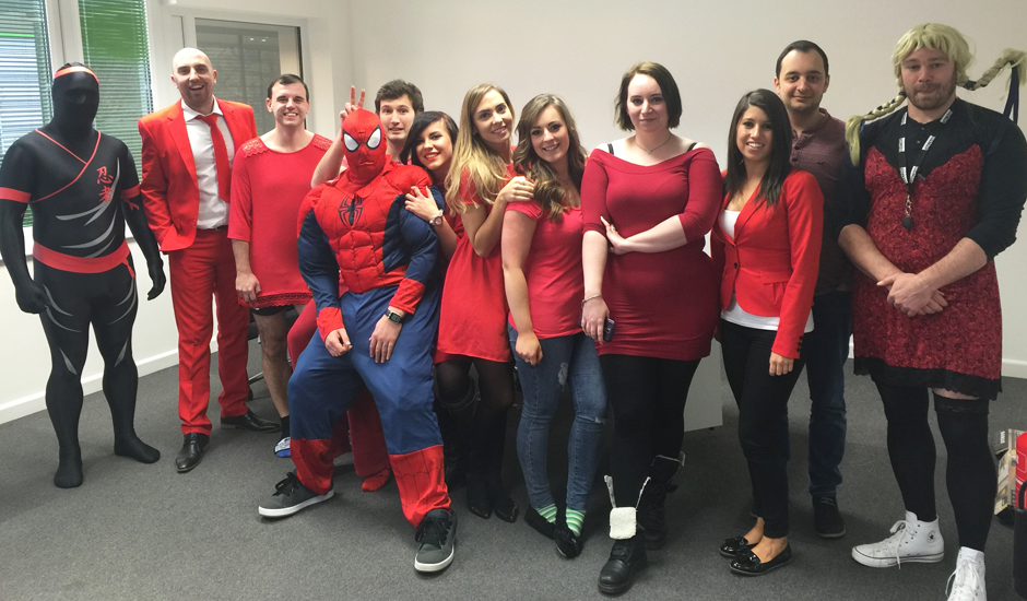 Ready to wear red again? ILC Day returns for 2018