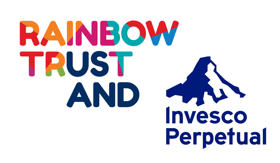 Invesco Perpetual to support Rainbow Trust