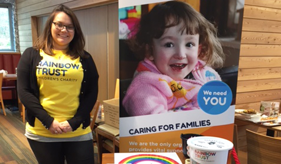 Meet Lily, Regional Fundraiser for the North West and South West