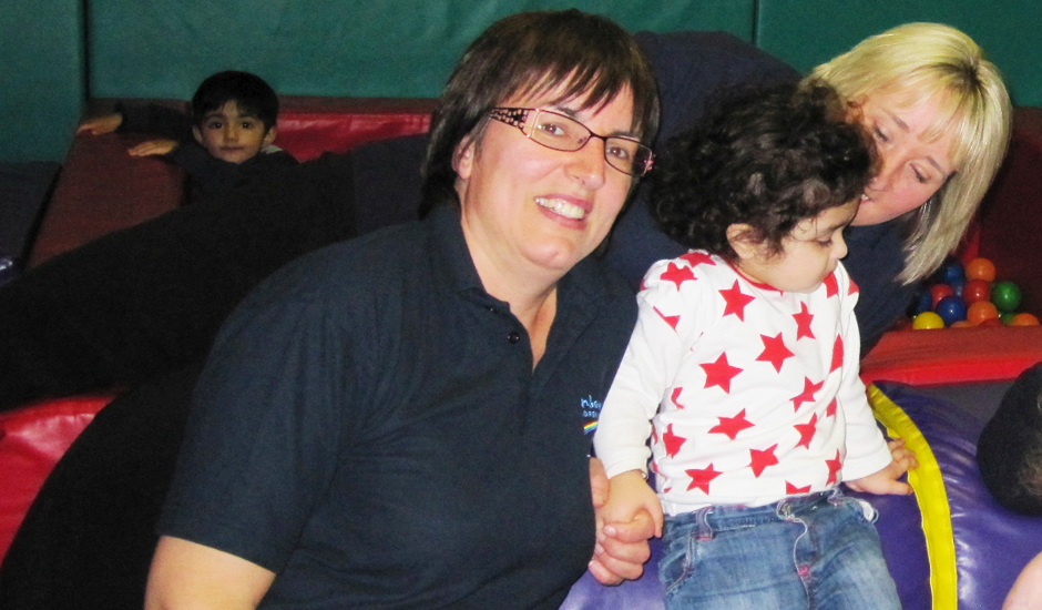 Meet Louise, A volunteer Family Support Worker