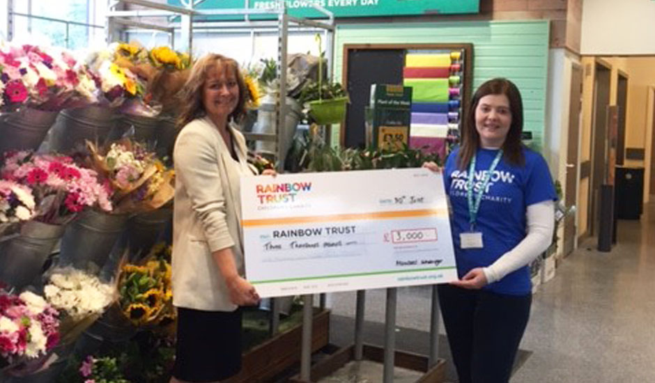 Morrisons Foundation funds Rainbow Trust drop-in groups