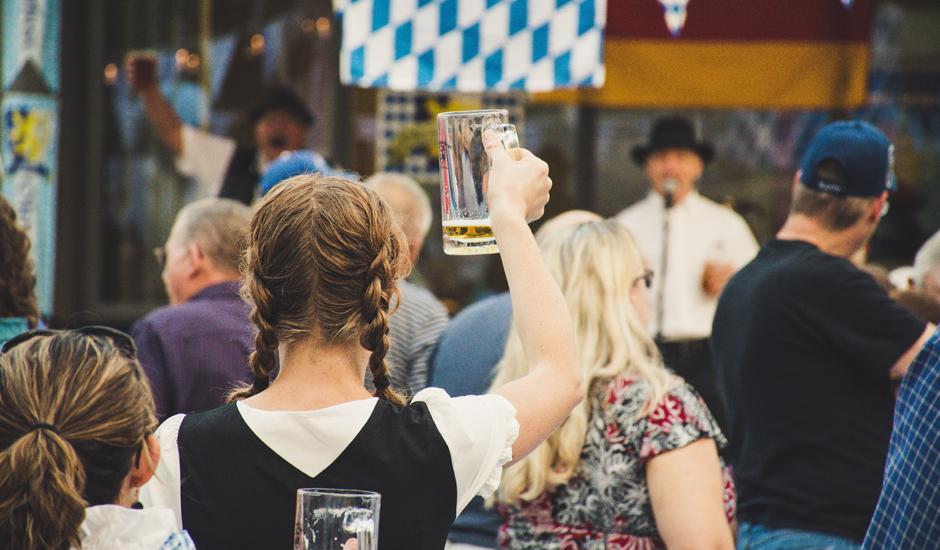 Oktoberfest comes to Uppingham!