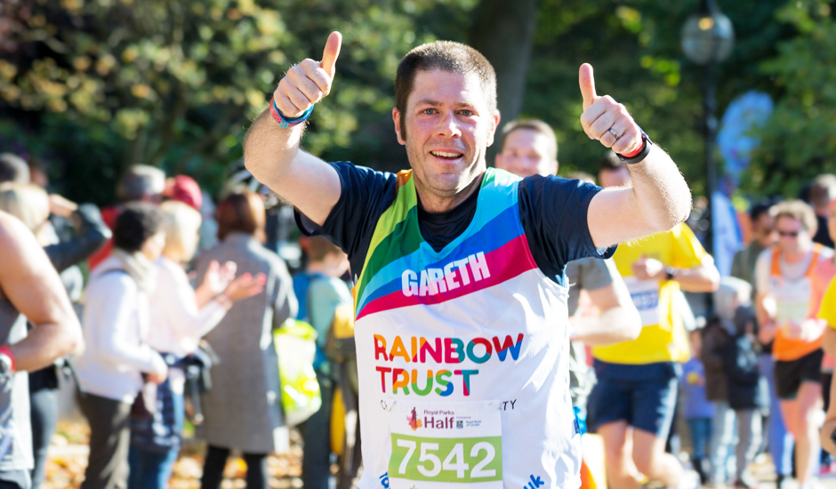 We're calling on runners for Royal Parks Half Marathon!