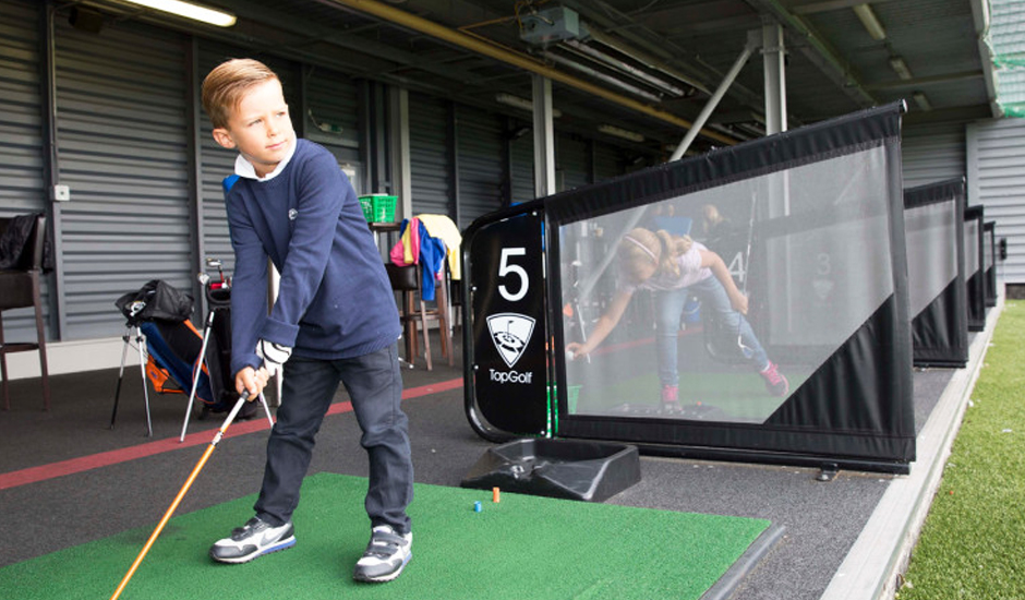 Topgolf UK to support Rainbow Trust