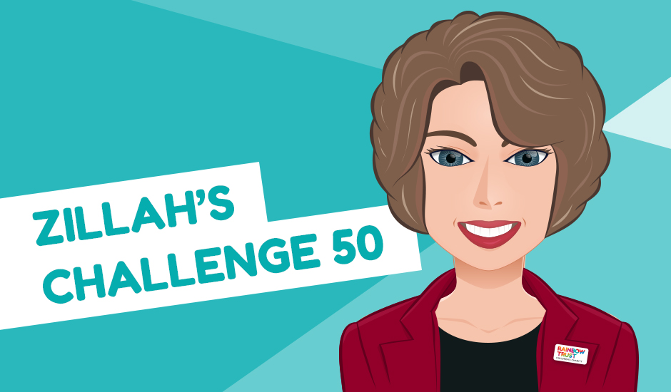 Why I'm taking on Challenge 50 this year
