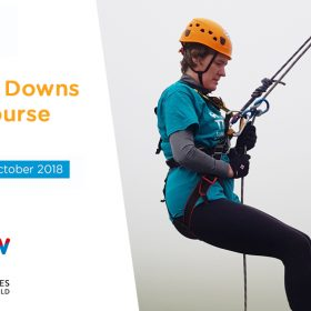 Abseilers take fundraising to new heights