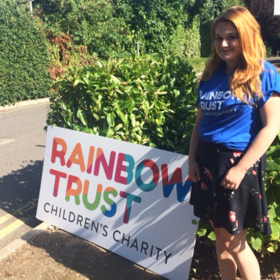 My internship with Rainbow Trust